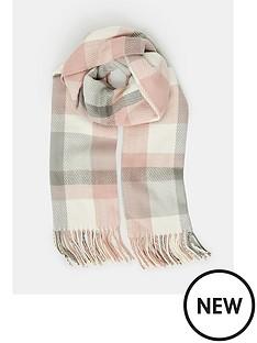 accessorize-poppy-pastel-check-blanket-multi