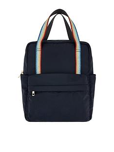 accessorize-zoe-rainbow-strap-backpack-navynbsp