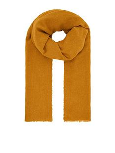accessorize-wells-supersoft-blanket-scarf-yellow