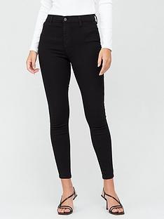 v-by-very-34-premium-super-high-waist-jeggings-black