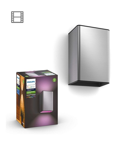 philips-resonate-hue-white-and-colour-ambience-wall-lantern-black-2x8