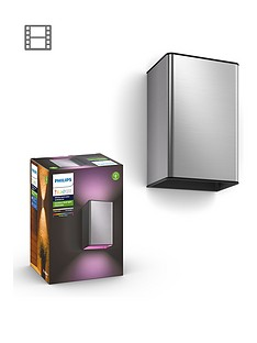 philips-resonate-hue-white-and-colour-ambience-wall-lantern-inox-2x8