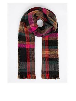accessorize-joanna-check-blanket-scarf-navy