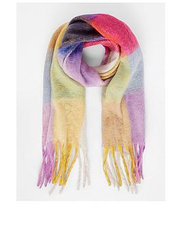 accessorize-super-fluffy-stripe-scarf