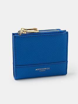 accessorize-bella-wallet-cobalt