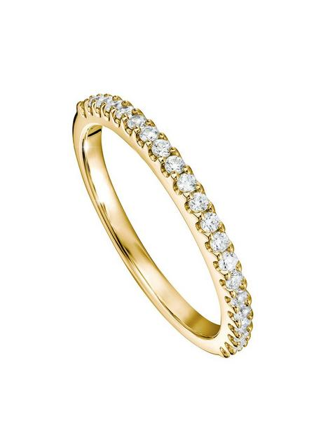 created-brilliance-odette-created-brilliance-9ct-yellow-gold-025ct-lab-grown-diamond-full-eternity-ring