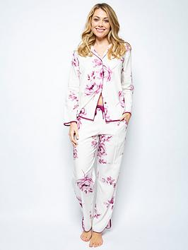 cyberjammies-nova-long-sleeve-trouser-pyjamasnbspset-white