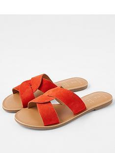 accessorize-seville-twist-slider-orange