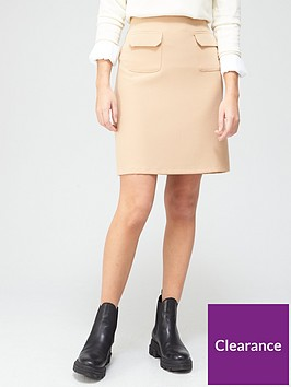 v-by-very-patch-pocket-mini-skirt-neutralnbsp