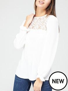 v-by-very-lace-yolk-blouse-ivory