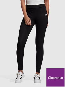 adidas-logo-leggings-blacknbsp