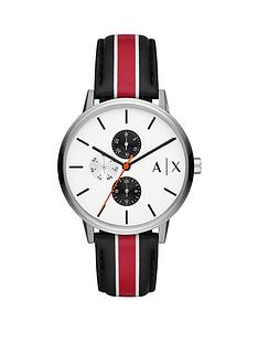 armani-exchange-armani-exchange-cayde-white-dial-black-red-strap-watch