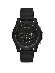 armani-exchange-armani-exchange-outerbanks-black-multi-dial-black-silicone-strap-watch