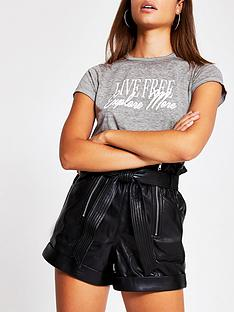 river-island-live-free-explore-more-jersey-t-shirt-grey