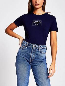 river-island-paris-print-t-shirt-navy