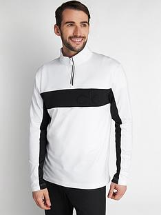 calvin-klein-golf-embossed-half-zip-whitenbsp