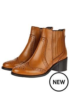 monsoon-brogue-leather-boots-tan