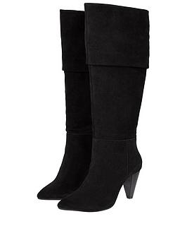 monsoon-suede-long-slouch-boots-black