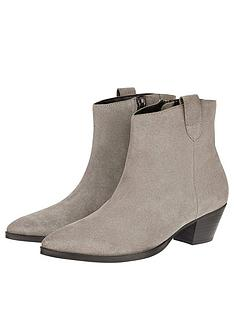 monsoon-western-suede-ankle-boots-grey