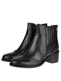 monsoon-brogue-leather-boots-black