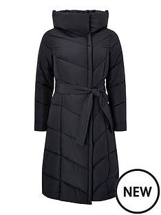 monsoon-bettina-sustainable-belted-padded-coat-black