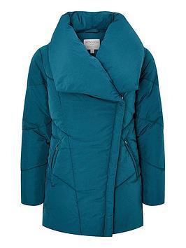 monsoon-dhalia-sustainable-short-padded-coat-teal