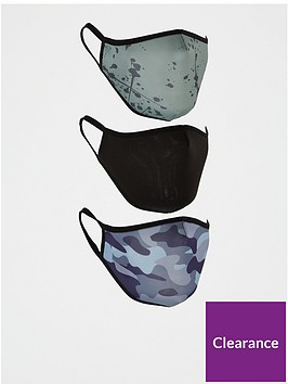 v-by-very-boys-3-pack-face-coverings-camo