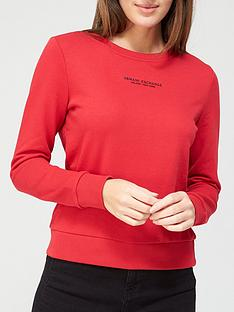armani-exchange-logo-sweatshirt