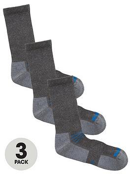 hi-tec-altitude-hike-socks-3-pack-greynbsp