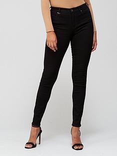armani-exchange-recycled-cotton-super-stretch-skinny-jean-black