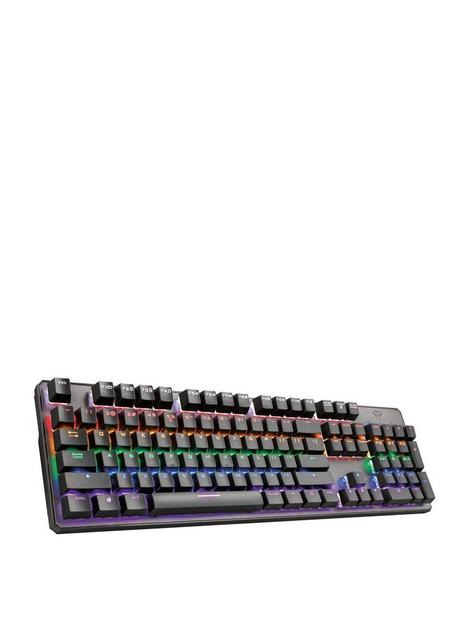 trust-gxt865-astanbspmechanical-gaming-keyboardnbsp--with-7-colour-modes-amp-gaming-mode