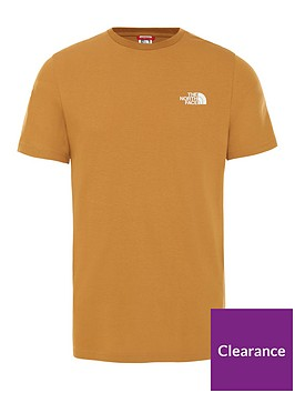 the-north-face-simple-dome-t-shirt-tan