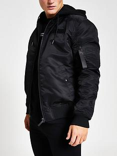 river-island-bale-hooded-ma1-bomber