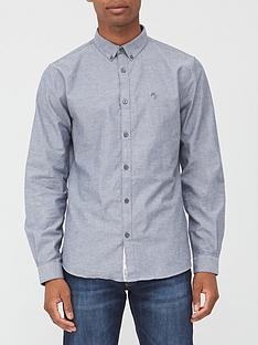 river-island-long-sleeve-oxford-shirt-light-greynbsp