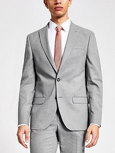 river-island-edward-slimnbspsuit-jacket-light-grey