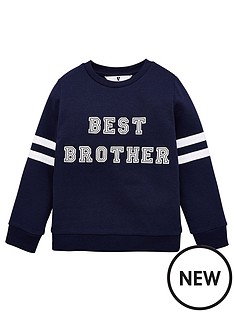 mini-v-by-very-boys-best-brother-sweat-top-navy