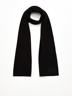 superdry-orange-label-scarf-black