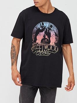 fleetwood-mac-t-shirt-black