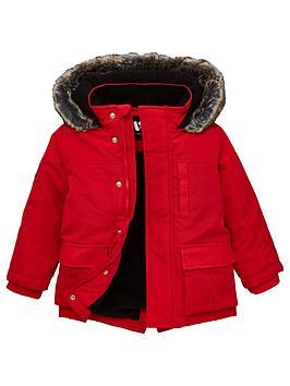 mini-v-by-very-boys-premium-parka-coat-red