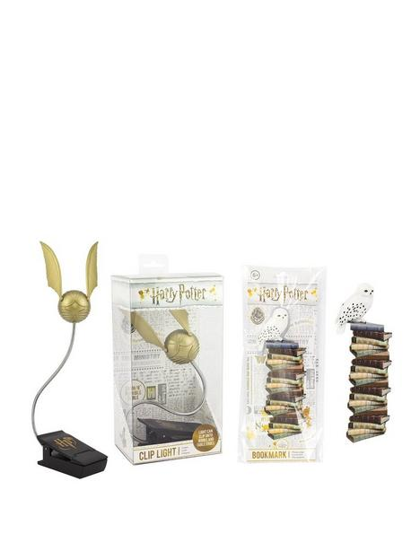 harry-potter-hedwig-bookmark-amp-golden-snitch-clip