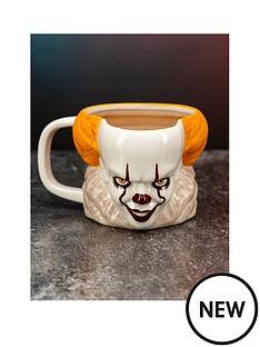 it-pennywise-shaped-mug
