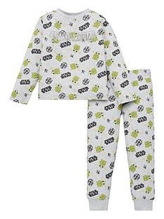 star-wars-boys-the-mandalorian-all-over-print-baby-yoda-pjs-grey