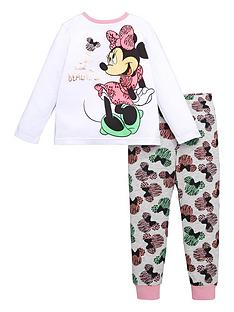 minnie-mouse-girlsnbspminnie-mouse-be-your-own-kind-of-beautiful-pjs-white