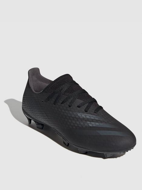adidas-x-ghosted3-firm-ground-football-boots-black
