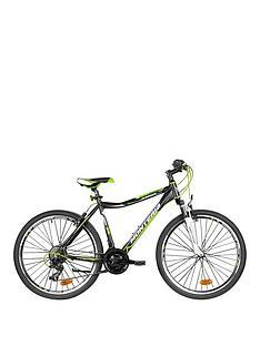 monteria-monteria-jr-26-v-brakes-17-inch-black-green