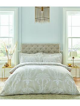 Product photograph showing Dorma Paradisus Duvet Cover Set