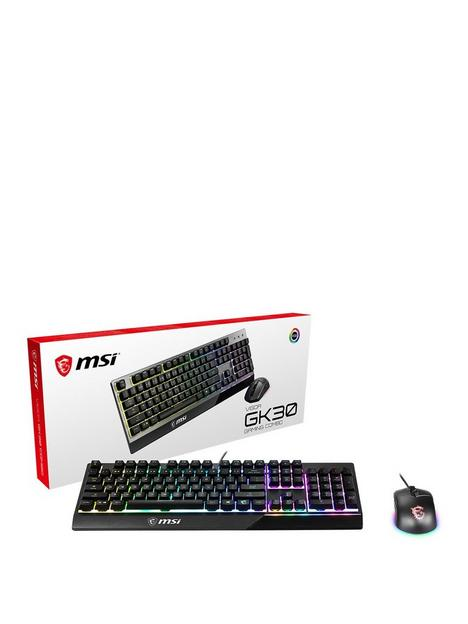 msi-msi-clutch-gm11-mouse-and-vigor-gk30-keyboard-gaming-bundle