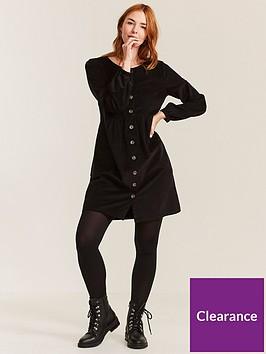 fatface-mina-cord-dress-black