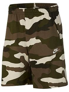 nike-club-shorts-green-white