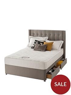 silentnight-isla-velvet-1000-memory-divan-bed-with-headboard-and-storage-options